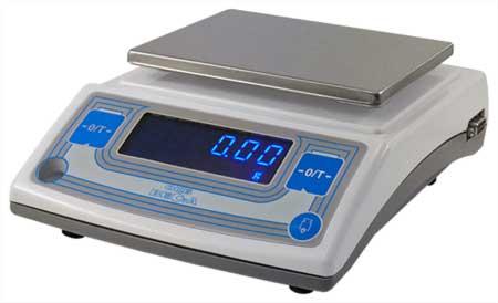 Лабораторные весы d= 10, 100 мг