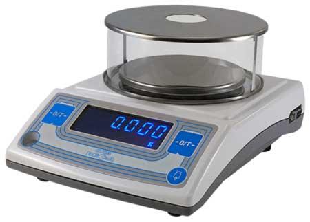 Лабораторные весы d= 1 мг